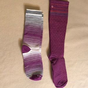 Accessories - Pair of new Sockwell and Goodhew socks